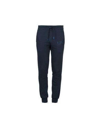 Спортивные брюки хлопковые Ea7