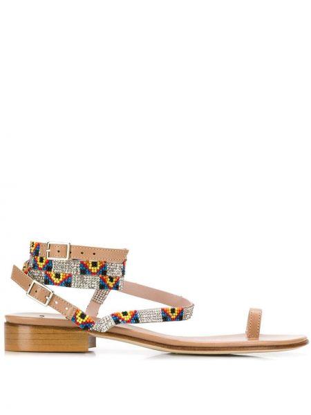 Сандалии на каблуке Leandra Medine