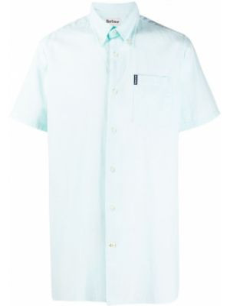 Koszula oxford z kołnierzem z kieszeniami Barbour