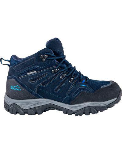 Ботинки трекинговые - синие Radder