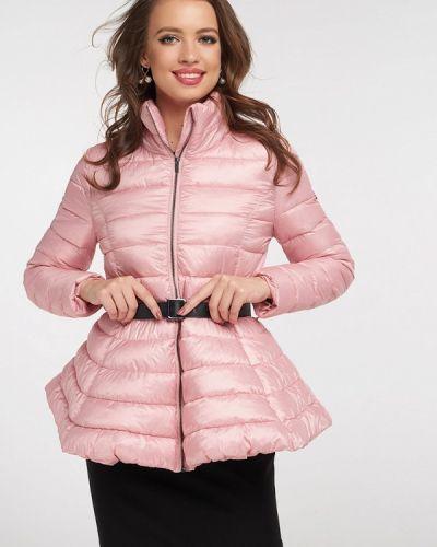 Утепленная куртка - розовая Valkiria