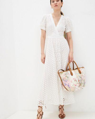 Платье - белое Polo Ralph Lauren