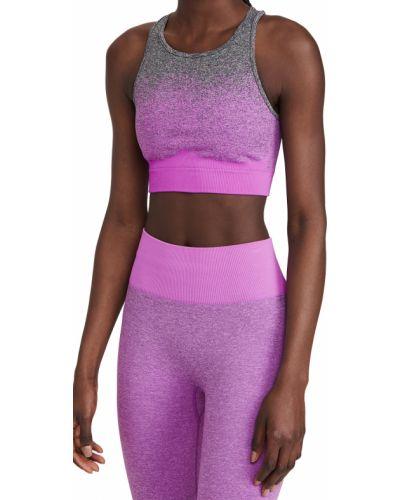 Текстильный бесшовный компрессионный лиф Koral Activewear
