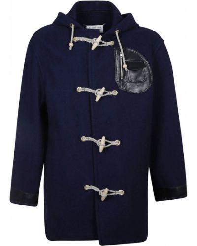 Niebieska kurtka Maison Margiela