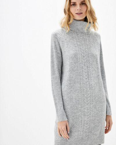 Платье осеннее вязаное Bruebeck