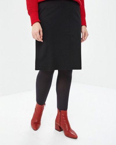 Юбка черная Rosa Thea