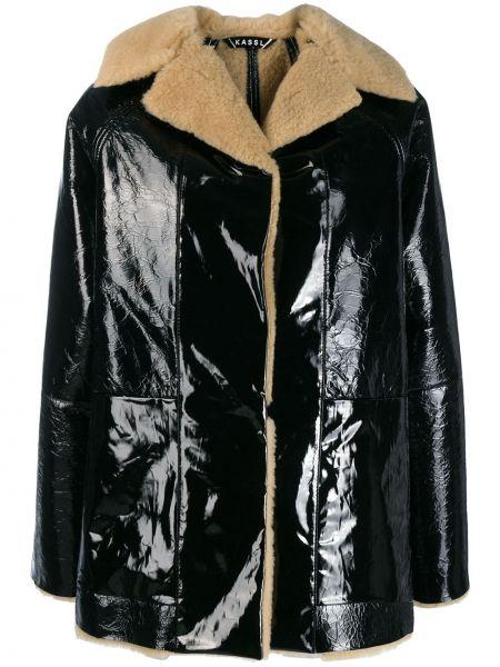 Пальто оверсайз шерстяное Kassl Editions