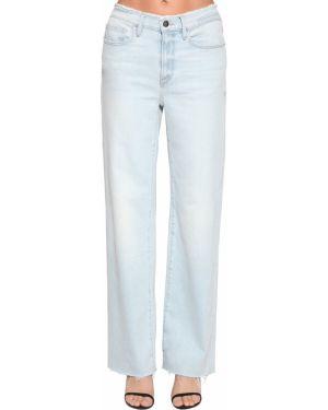 Широкие джинсы с карманами Frame