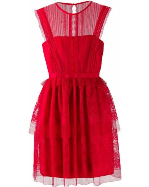 Кружевное платье Three Floor