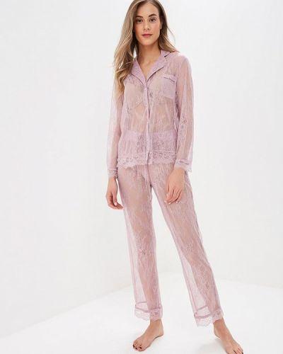 Пижама 2019 фиолетовый Women'secret