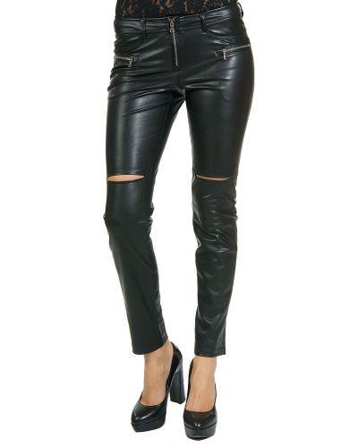 Черные брюки из полиэстера Patrizia Pepe