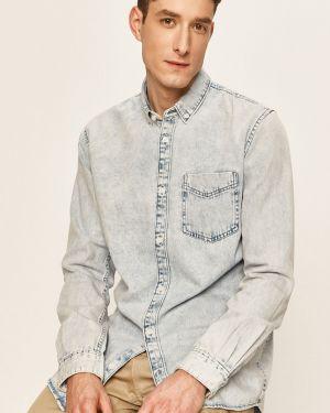 Koszula dzinsowa z kołnierzem na przyciskach Tom Tailor Denim