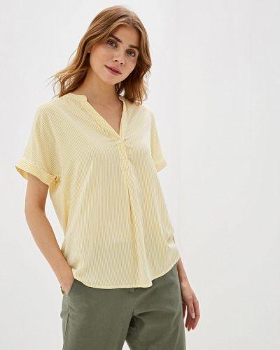 Блузка желтый весенний Iwie