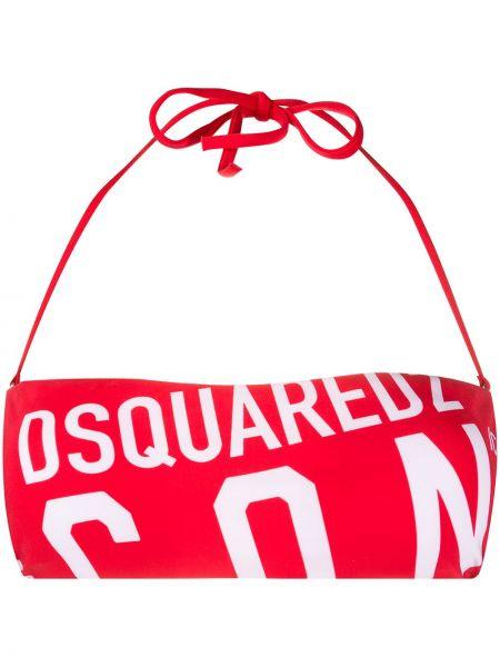Бикини квадратные Dsquared2