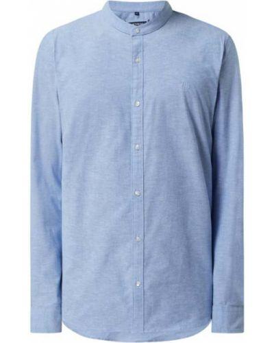 Niebieska koszula bawełniana Mcneal