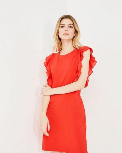 Красное платье весеннее Liu Jo Jeans