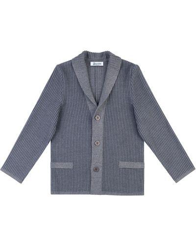 Пиджак шерстяной прямой Jacote