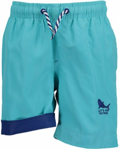 Плавки синие с карманами Blue Seven