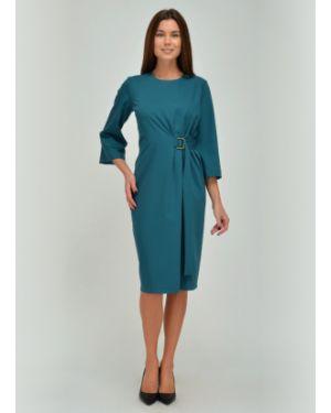 Платье с поясом платье-сарафан с драпировкой Viserdi