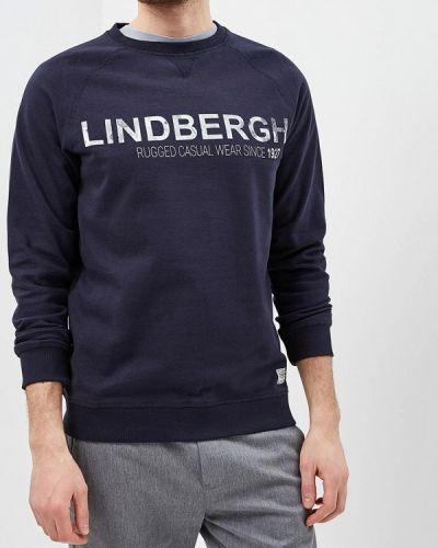 Синяя толстовка Lindbergh