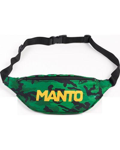 Спортивная сумка поясная Manto