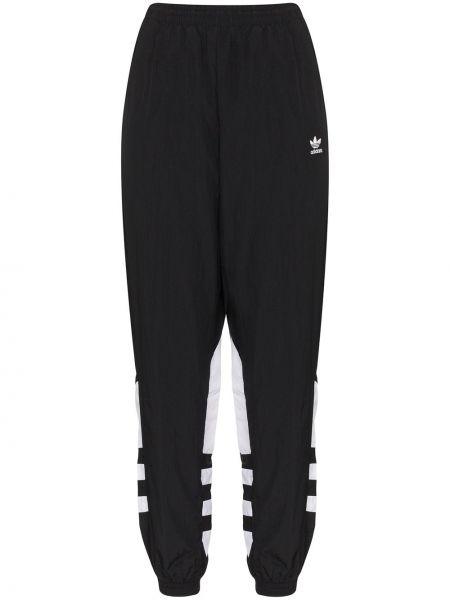 Sportowe spodnie białe prosto Adidas