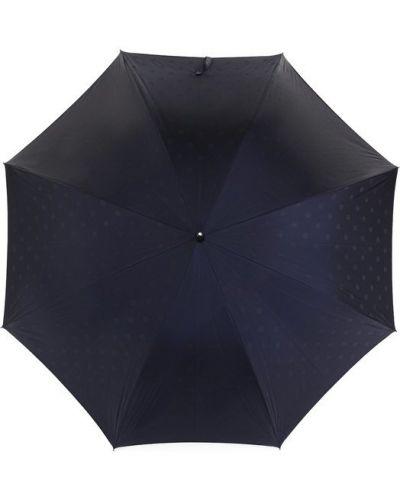 Зонт зонт-трости синий Giorgio Armani