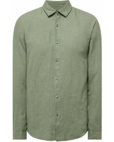 Zielona koszula z długimi rękawami Mcneal