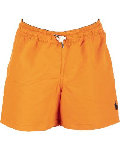 Szorty, pomarańczowy Ralph Lauren
