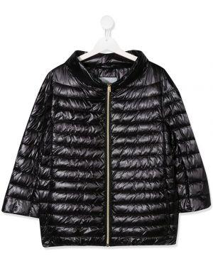 Черная куртка Herno