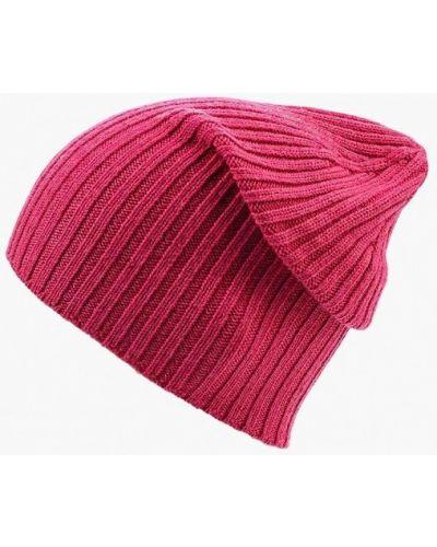 Розовая шапка осенняя Kawaii Factory