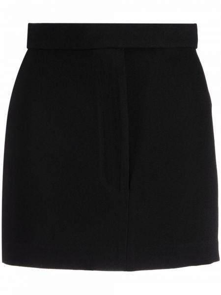 Czarna spódniczka mini Alex Perry