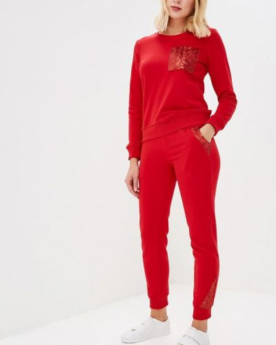 Спортивный костюм - красный Xarizmas