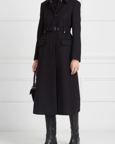 Длинное пальто шерстяное пальто Red Valentino