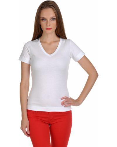 Белая футболка хлопковая Dolce & Gabbana