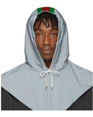 Kapelusz zielony Gucci