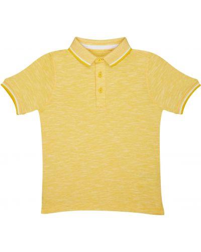 Футболка футбольный желтый Mothercare