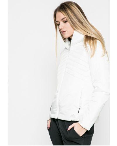 Куртка с капюшоном стеганая с карманами Adidas Performance
