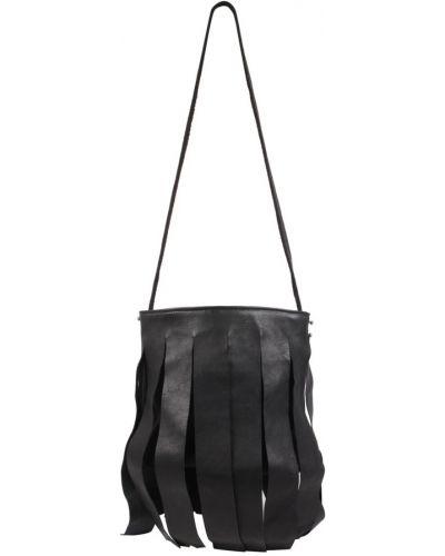 Czarna torba na ramię Guidi