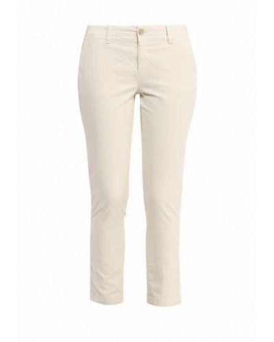 Бежевые брюки Gap
