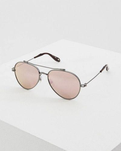 Солнцезащитные очки авиаторы Givenchy
