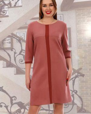 Платье красный финское инсантрик