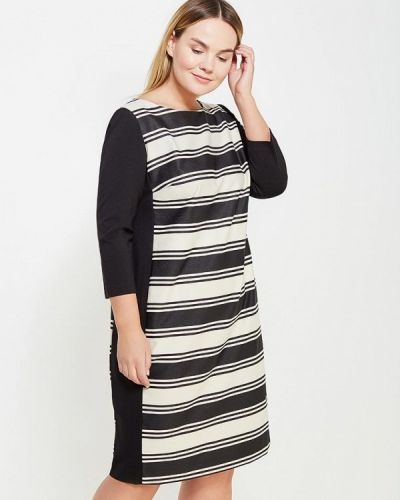 Платье вязаное осеннее Larro