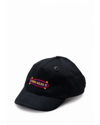 Черная кепка 5000 Miles