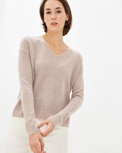 Бежевый пуловер Rodier