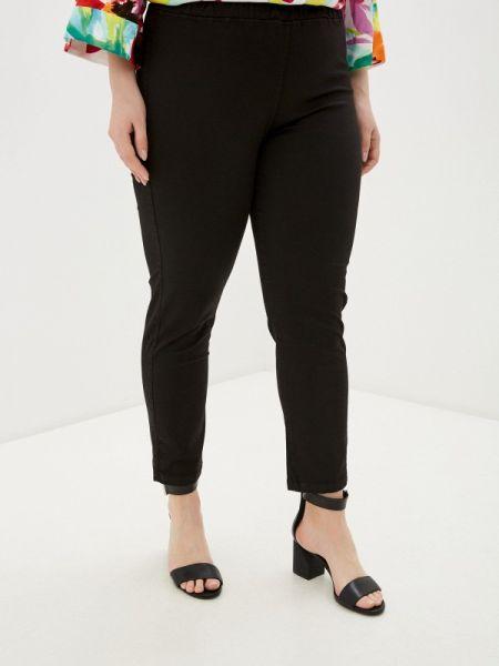Черные брюки узкого кроя Sophia