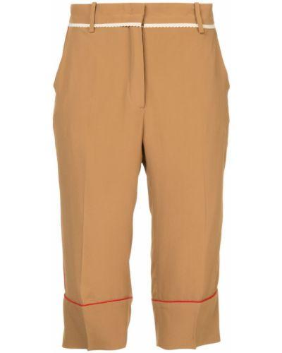 Укороченные брюки N21