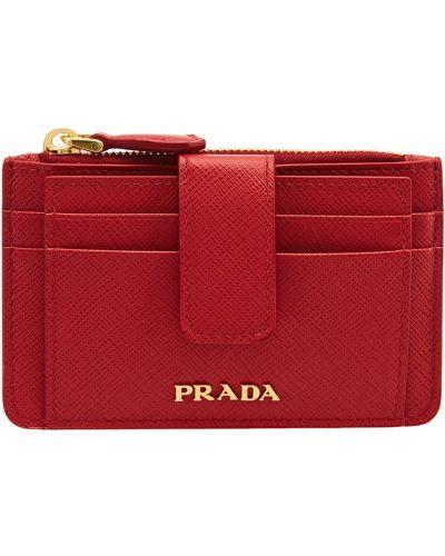 c9906281c596 Женские кожаные кошельки Prada (Прада) - купить в интернет-магазине ...