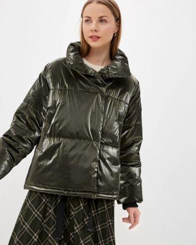 Утепленная куртка хаки Replay