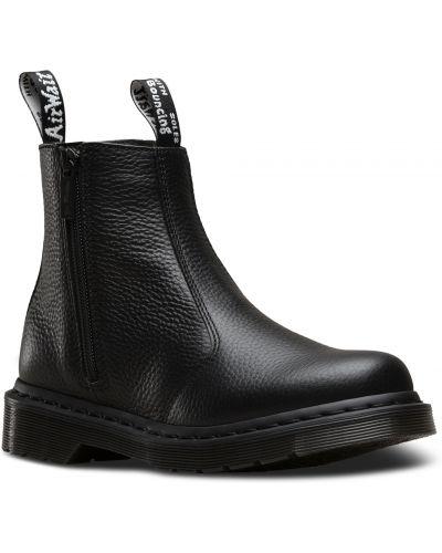 Кожаные ботинки челси со вставками Dr Martens